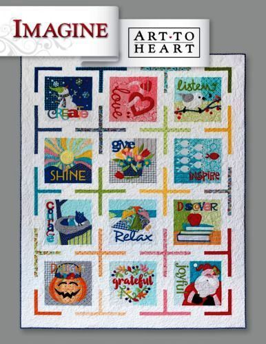 Mouse Creek Quilts Block Of The Month